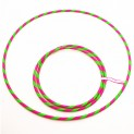 Play 'Perfect' Hula-Hoop - Pink - Decorated (20mm)