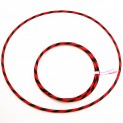 Play 'Perfect' Hula-Hoop - Red - Decorated (16mm)