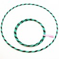 Play 'Perfect' Hula-Hoop - Tuquoise - Decorated (20mm)